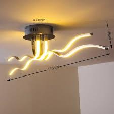 leuchten leuchtmittel design deckenle led flur strahler