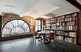 Rustic and Industrial Square Foot Soho Rental 6