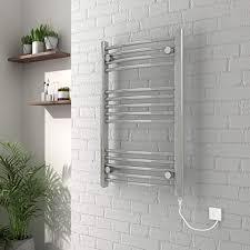 warmehaus elektrischer handtuchheizkörper elektro badheizkörper bad heizung 800x500 chrom