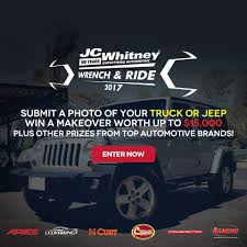 JC Whitney Wrench And Ride 2017 | JC Whitney Wrench And Ride 2017 ... Enter To Win Blake Brown Edges Jerry Wood For Super Trucks Madison A Truck Tedlifecustomtrucksca My Ram Truck Universe Chevy Volt Ford Explorer Win 2011 North American Car And Of 2017 Gmc Sierra Sweepstakes Capitol City Buick Berlin Vt A Visit From The Cacola Truck Superlucky Kyle Busch Breaks Martinsville Drought With Race Nascar Parts Galore Dillon Cruises Pocono Series Sportsnetca Custom Nissan Titan Die Hard Fan Fort St Johns Dirtiest Tickets Corb Lund 1001 Moose Fm