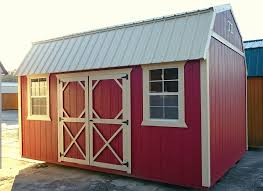 10x16 Shed Floor Plans by 10x16 Painted Side Lofted Barn W Metal Roof Tiny House Ideas