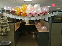 Funny Christmas Cubicle Decorating Ideas by Birthday Cubicle Decoration U2026 Pinteres U2026