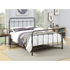 Walmart Queen Headboard Brown by Bed Frames Amazing Metal Frames Frame King Twin With Adjustable