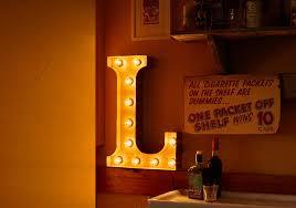 Купить Светодиодные лампы LED Letter Light Home Wedding Decor