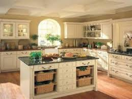 A Small Country Kitchen Decor Country Kitchen Ideas On A Budget