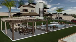 Usp Deck Designer Requirements by Sketchup Modelling Services Yantram 3d Architectural Design
