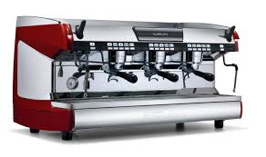 Nuova Simonelli Aurelia II Automatic Volumetric 3 Group Espresso Coffee Machine
