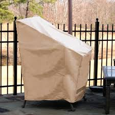 100 Patio Stack Chair Covers Amazoncom Hearth Garden SF40222 Of