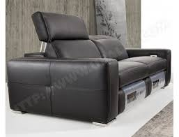 canapé cuir relax pas cher canapé cuir relax electrique intérieur déco