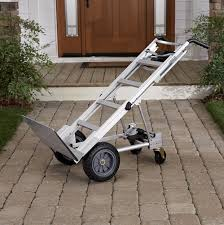 Dolly Truck - 3 Wheels Way Appliance Hand Truck Dolly Cart Moving ...