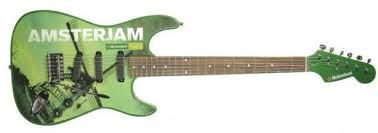 Rare Foreign Beer Guitar Lawsuit Fender Headstock