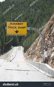 Runaway Truck Ramp Sign Colorado Stock Photo (Edit Now) 13538938 ... Runaway Truck Ramp Image Photo Free Trial Bigstock Truck Ramp Planned For Wellersburg Mountain Local News Runaway Building Boats Anyone Else Secretly Hope To See These Things Being Used Pics Wikipedia Video Semitruck Loses Control Crashes Into Gas Station In Cajon Photos Pennsylvania Inrstate 176 Sthbound Crosscountryroads System Marketing Videos Photoflight Aerial Media A On Misiryeong Penetrating Road Gangwon Driver And Passenger Jump From Big Rig Grapevine Sign Forest Stock Edit Now 661650514