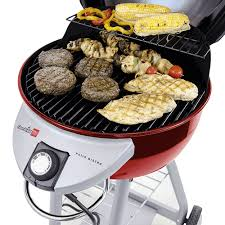 char broil tru infrared patio bistro electric grill chocolate