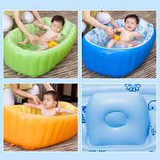 Inflatable Bathtub For Babies by Bathtub Baby Kids Toddler Portable Inflatable Bathtub Folding Tub
