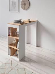 homexperts bartisch momo breite 110 cm mit regalfächern kaufen otto