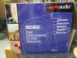 Polk Audio Ceiling Speakers Sc60 by 100 Polk Audio Ceiling Speakers Sc60 Phoenix Gold Z5001 500