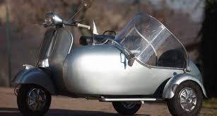 1957 Vespa 150GS