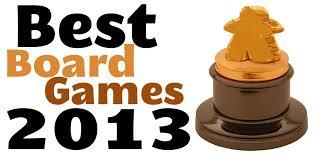 Best Board Games Of 2013