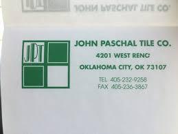 john paschal tile co building supplies 4201 w reno ave