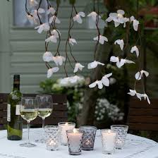 Garden Party Ideas Outdoor Dining Decoration PHOTO