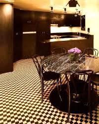 An 80s Modern Bistro Kitchen
