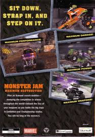 Monster Jam: Maximum Destruction (2002) GameCube Box Cover Art ... I Dont Need A Monster Truck Wired Monsters Wheels 2 Car Skill Racing Videos Games Traffic Racer Truckgameplay For Ksvideos Jam Pc Gameplay Youtube Wwwmonster Primary Games Monster Truck Funny Most Fun Play Urban Assault Trucks Wiki Fandom Powered By Farmington No Limits Backflip Bbow Get Destruction Microsoft Store Offroad Legends Android In Tap And Bull Riders To Take Over Chickasaw Bricktown Truckmonster Kids New