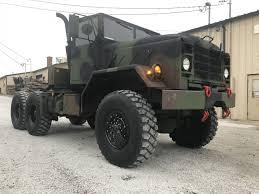 100 Military Semi Truck BMY 5 Ton M931A2 MILITARY SEMI 6X6 Midwest Equipment