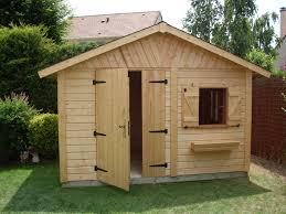 abri chalet de jardin abri jardin en bois pas cher maisondours