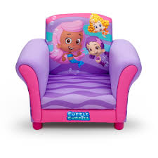 Purple Toddler Saucer Chair by Nursery Fresh Bubble Guppies Sheet Set Classy Bubble Guppies