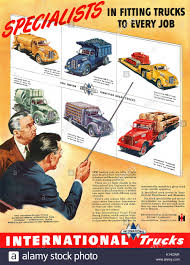 1947 U.S. Advertisement For International Trucks Stock Photo ... Better Roads For A World Intertional Trucks Tractors Ad Chicago Huntley Il 847 6695700 1960s Advertisement Advertising Harvester Trucks Of Truck Hoods All Makes Models Medium Heavy Duty Cheap Truckss New Used Tow Vehicles Sale In Bridgeview Lynch Buffalo Road Imports Okosh 3000 Airport Fire Truck Fire In For On Craigslist 10 Cars Al Capone May Have Driven 1966 Ad Pickup Illinois