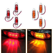 Universal 3LED Car Lights Piranha Waterproof Side Marker Lights ... 1pc 8 Led Side Marker Red Amber Truck Trailer Clearance Lights Lamp Partsam 20 Pcs 2 Beehive Led Marker Lights Truck Boat Trailer Amazoncom Peterbiltstyle 615inch 12 Amber Diodes 2009 2014 F150 Front Llights F150ledscom Features 6pcs 12v Side Indicator Oval Phoenix P1 Clearance Light Elite Accsories Best Marker Lights For Trucks Cab Rangerforums The Ultimate Ford Ranger Resource Cheap Rv Find Deals On Line At Ijdmtoy 5pcs Black Smoked Roof Top Running Lamps With Dodge Ram Unique 2006 2500hd Quad