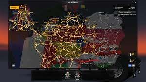 NEW DESIGN FOR MAP | ETS2 Mods | Euro Truck Simulator 2 Mods ... Scs Softwares Blog The Map Is Never Big Enough Maps For American Truck Simulator Download New Ats Maps Google For Drivers New Zealand Visas And Need Euro 2 Best Russian The Game Icrf Map Sukabumi By Adievergreen1976 Ets Mods Api Routing Route App Best Europe Africa Map Multimod 55 Of Hawaii Save 100 38 Lvl 9 Garage Mod Mod Dlc Sim Couldnt Find One So I Pieced Cities In Nevada And California Usa Offroad Alaska V13 Mods Truck Simulator