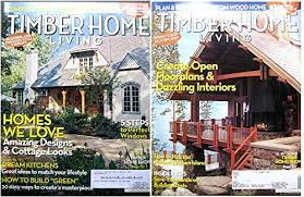 104 Wood Homes Magazine Timber Home Living 2 Issues Designs Retreats Detailing Mike Mccarthy Amazon Com Books