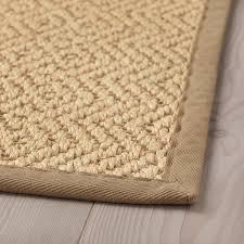 vistoft teppich flach gewebt natur 80x350 cm ikea