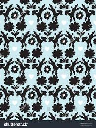 Versailles Tile Pattern Template by Seamless Poodle Jacquard Repeat Pattern Fully Stock Vector