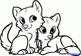 Best Wolf Coloring Page 8 4050 Throughout Minecraft Pages
