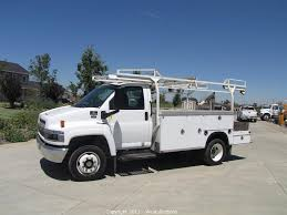 100 Chevy Utility Trucks West Auctions Auction Trailers Construction And
