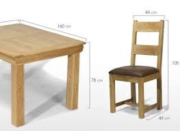 Standard Dining Room Chair Dimensions Kallekoponen