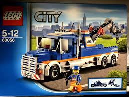 100 Lego City Tow Truck Game Accounts On Twitter LEGO 60056 BNIB MINT