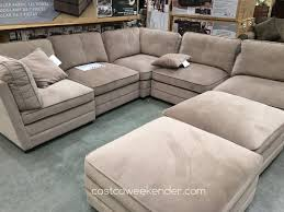 Deep Seated Sofa Sectional by Furniture Costco Leather Sofa Sectionals Costco Modular