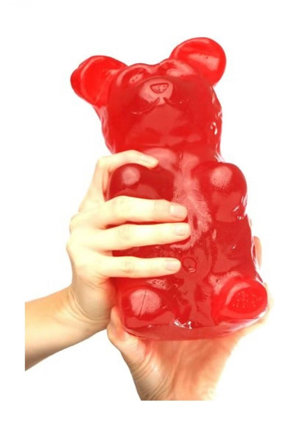 Giant Gummy Bear - 5lbs, Cherry Flavored
