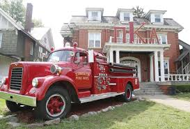 100 Thumper Truck Fraternity Gets New Fire Truck News Heralddispatchcom