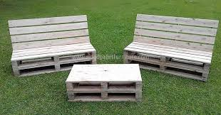 Plans For Pallet Patio Furniture by Wood Pallet Furniture Ideas Plans And Diy Projects