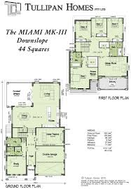 100 Downslope House Designs Miami MKIII By Tullipan Homes At HomeWorld Warnervale