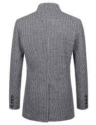 bideford wool blend blazer coat u2013 louie supply co