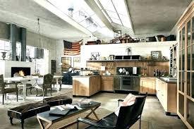 cuisine loft deco style industriel loft loft scandinave style indus moderne deco