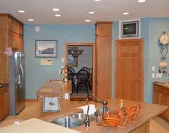 pleasemakeitend kitchen paint colors with light cherry cabinets