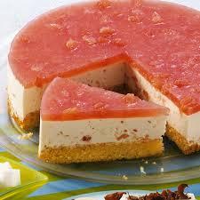 grapefruit frischkäse torte