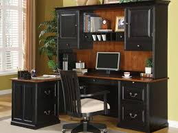 Black Corner Computer Desk With Hutch by Cool Computer Desk With Hutch Black Corner Desk With Hutch