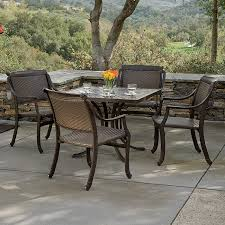 Patio Woven Seating Set